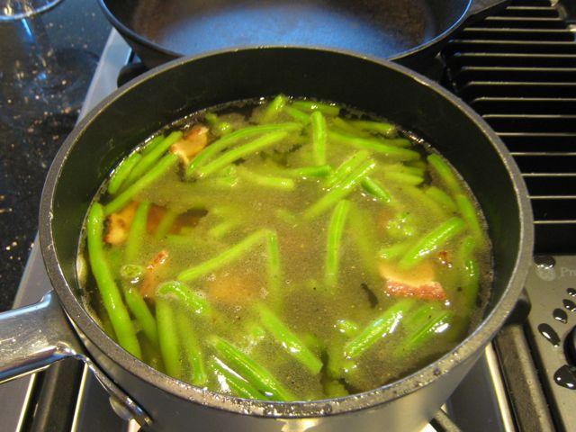 how to make cut green beans taste good