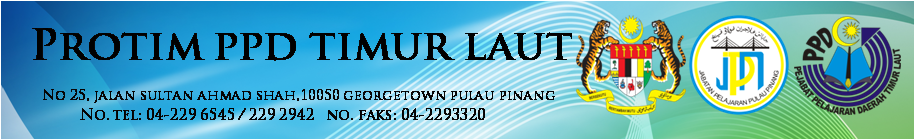 PROTIM PPD TIMUR LAUT