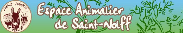 L'espace animalier de Saint-Nolff (Morbihan)