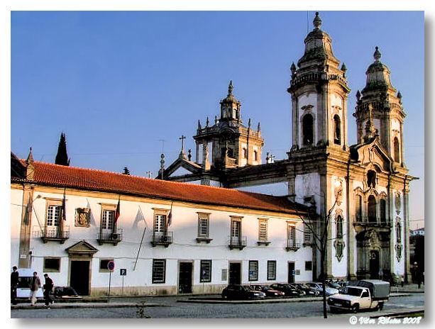 Mosteiro de Refojos de Basto
