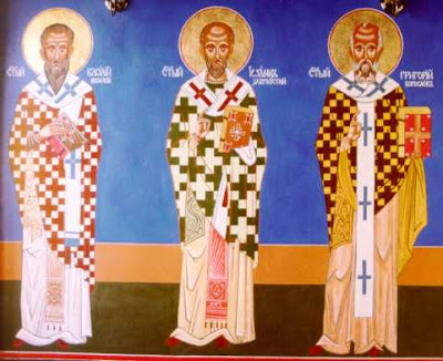 Divinus Mentis: The Cappadocian Fathers
