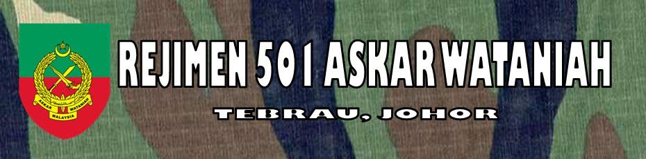 REJIMEN 501 ASKAR WATANIAH