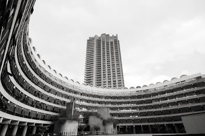 tired of london tired of life take a barbican architecture tour
