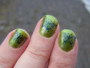 Decorar las uñas Decorar las uñas 34
