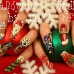 Manicure Navideña Manicure Navideña 21