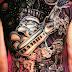 Star Wars Tattoo Design For Man