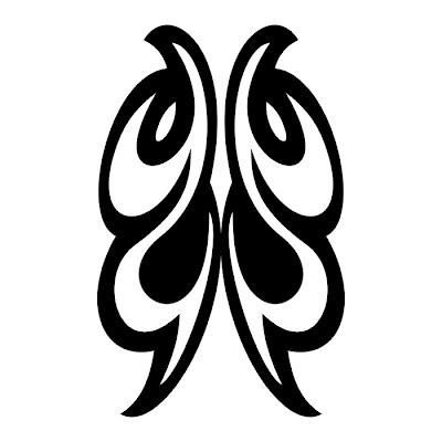 1/2 oz STERILE Starbrite TRIBAL BLACK Tattoo Ink dark