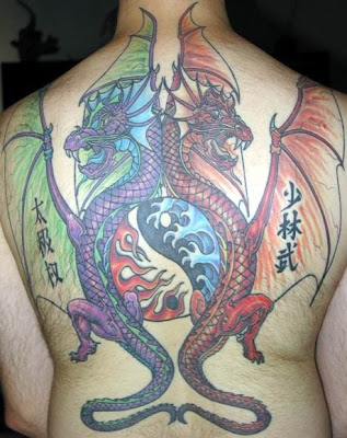 Tattoos Back,Tattoo art,Tattoo Design,Tattoo Body,Tattoo Crazy,Tattoo Art Back