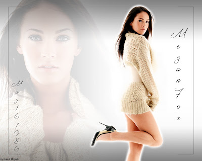 megan fox wallpaper widescreen. Megan Fox - Uncensored
