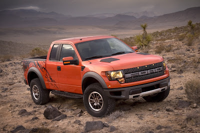 2010 Raptor Ford F-150 SVT Review
