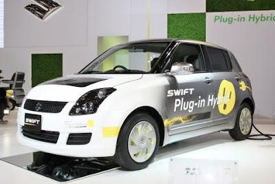 Tokyo Motor Show 2009, Suzuki Car