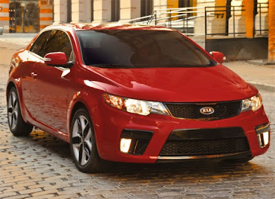 Kia Forte Koup 2010 News Auto Review