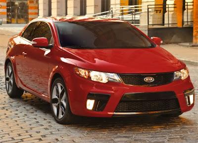 Kia Forte Koup 2010 News Auto Review