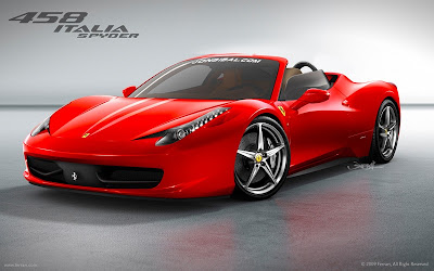 Ferrari 458 Scuderia rendering, Car News Review