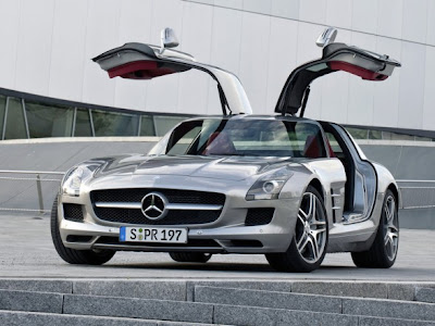 Mercedes-Benz SLS AMG Available €177,319, New Car Reviews