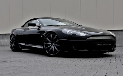 Aston Martin DB9 Convertible New Car Review