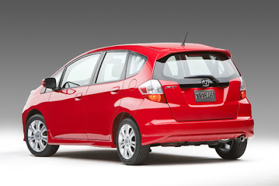 Honda Fit New Cars 2010 Reviews