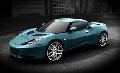 Lotus Evora Car 2010 Review