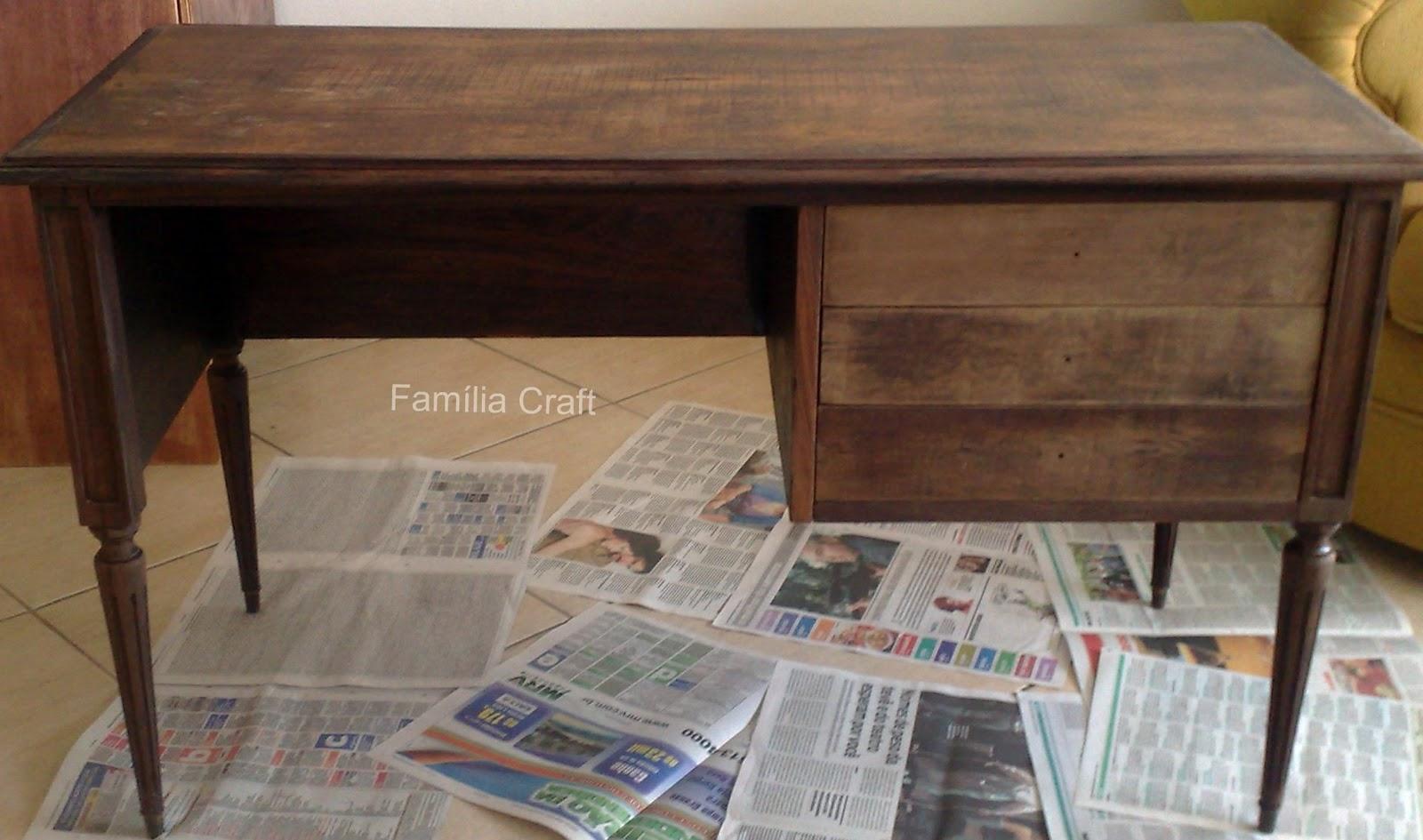 Família Craft: Escrivaninha restaurada #664630 1600x945
