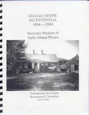 Gilead, Maine Bicentennial 1804-2004