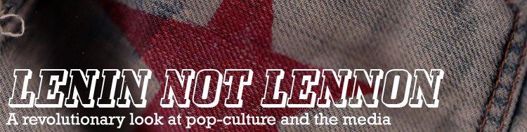 Lenin not Lennon