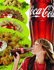 Mantı Keyfi & CocaCola