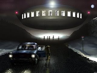 The Alien Abduction of Betty and Barney Hill
