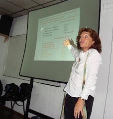 Desde la Facultad de Motricidad- Universidad Técnica de Lisboa nos visita Margarida Gaspar de Matos