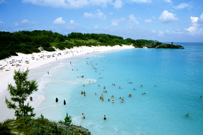 Things To See And Do In Horseshoe Bay Beach Bermuda