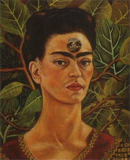 Diabolo Banane Kiwi: Frida Kahlo - Peinture