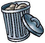 bidone rifiuti