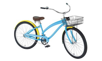 preppy player beach bike beach bike 400x240