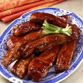 SpringChild: Shao Pu K'u (Chinese Spare Ribs)