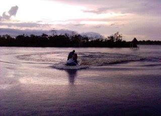 Danau Teluk Gelam (OKI, Sumatera Selatan)