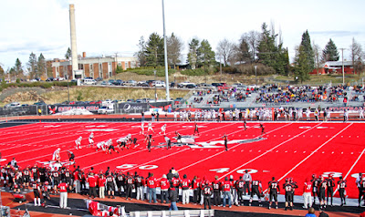 red turf