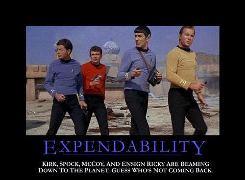 Star Trek vs. Star Trek.