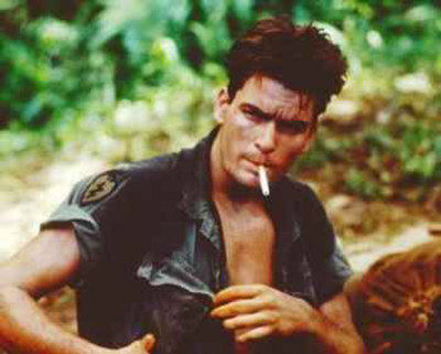 charlie sheen young guns. Leave Charlie Sheen alone!