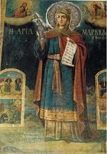 Αγία Μαρκέλλα η Χιοπολίτις