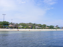 pesisir pantai Untung jawa