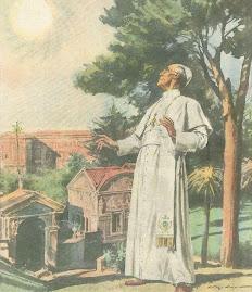 Visión Fatimista de Pío XII