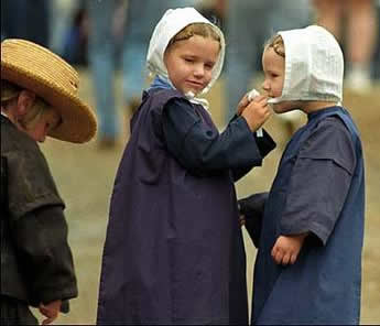 The menonnite and amish communities window of life