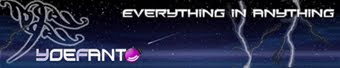Yoe's Blog : Everything in Anything