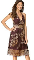 Macys | Jones New York | Designer | Fashion | Halter Dress