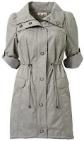 Long Parka | Miss Selfridge | Womens | Fashion | Clothing