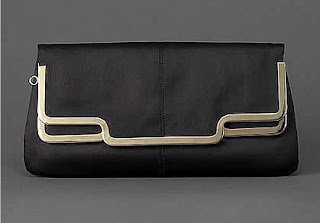 Stella McCartney | Target | Designers For Target Collection | Frame Clutch in Black