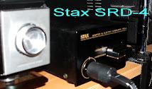 Stax SRD-4 Energizer For Stax SR-30 Professional Earspeaker: