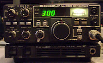 Kenwood TR-9500 with BO-9 Base: