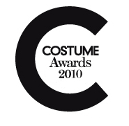 Nominert til Costume Awards 2010