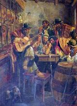 El Gaucho Santos Vega...de Rafael Obligado