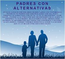 PADRES CON ALTERNATIVAS, UNA AYUDA INESTIMABLE DE PADRES A PADRES